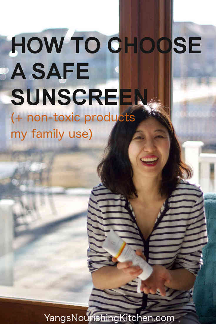 How to Choose a Safe Sunscreen + My Review of the Beautycounter Sunscreens