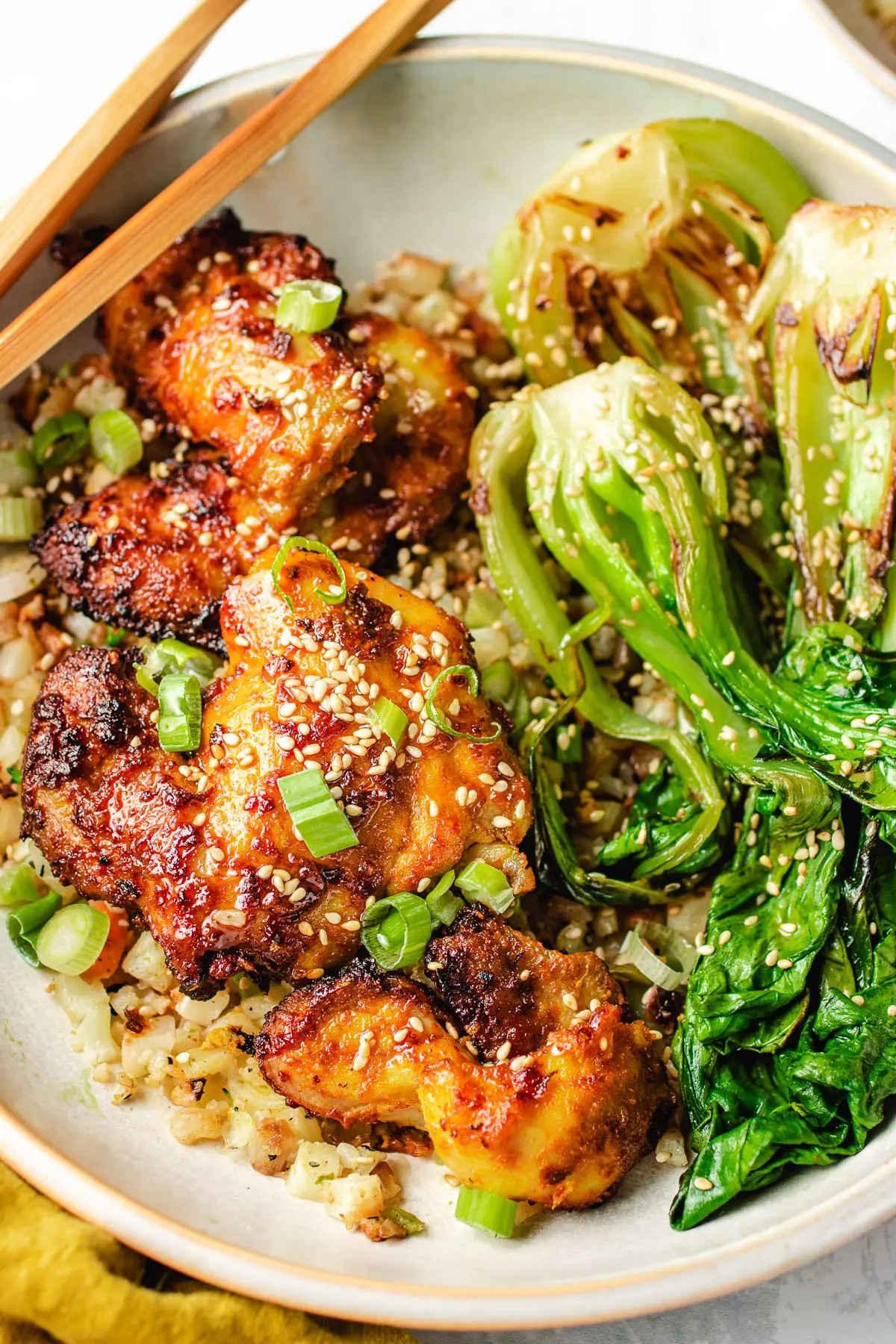 air fryer thai chicken satay