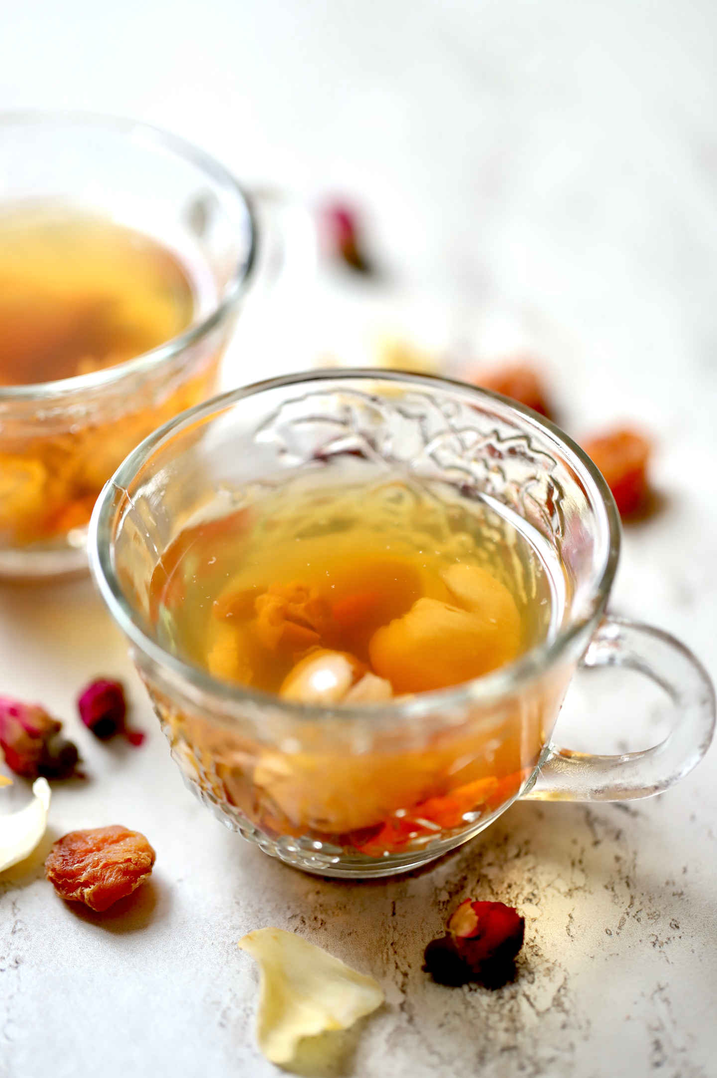 Chinese fruit tea eases anxiety and promotes quality sleep